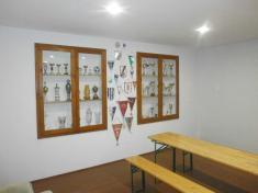 Rekonštrukcia klubovne Futbalového Klubu Sološnica
