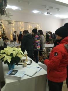 Adventné trhy a výstava Vianočné pečenie 2019